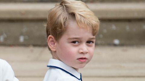 Prince George: le surprenant cadeau que lui a offert son grand-père, le prince Charles
