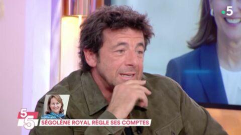 VIDEO Patrick Bruel ose une blague très drôle sur François Hollande