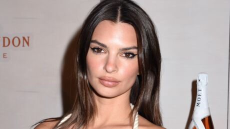PHOTOS Emily Ratajkowski ultra sexy dans son costume d'Halloween