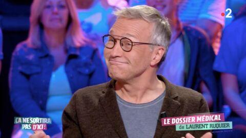 VIDEO Laurent Ruquier: très hésitant, il révèle sa situation amoureuse face à Michel Cymes