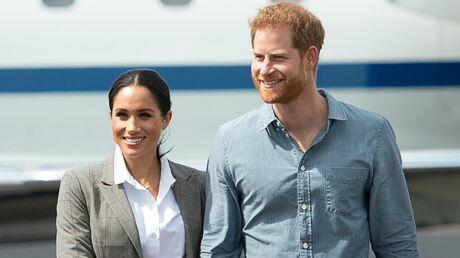 PHOTO Le prince Harry s'improvise photographe et dévoile un cliché intime de Meghan Markle enceinte