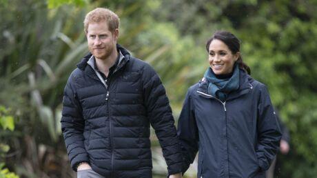 PHOTOS Meghan Markle et le prince Harry: ce geste adorable qui témoigne à nouveau de leur complicité