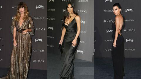 PHOTOS LACMA 2018: Kim Kardashian frôle l'accident, Lou Doillon affiche un décolleté spectaculaire