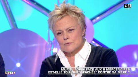 VIDEO Muriel Robin balance sur ses rendez-vous hallucinants avec un psychologue