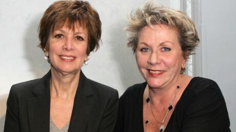 PHOTO Catherine Laborde réconciliée avec sa sœur Françoise: leurs heureuses retrouvailles
