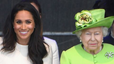 Meghan Markle: ce nouveau geste adorable d'Elizabeth II envers elle