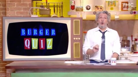 Burger Quiz: découvrez les 10 successeurs officiels d'Alain Chabat!