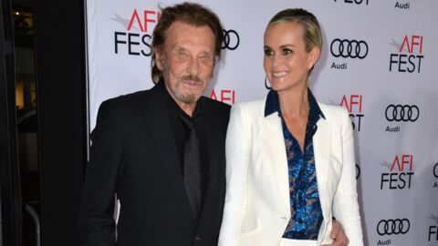 Johnny Hallyday : le secret de famille qu'il cachait à Laeticia