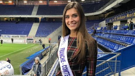 Miss France 2019: qui est Lauralyne Demesmay, Miss Franche-Comté 2018?