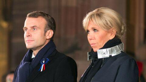 Emmanuel Macron sur Europe 1: que faisait sa femme Brigitte pendant l'interview?