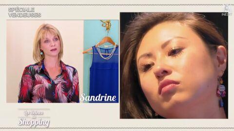 Les Reines du shopping: une candidate TRÈS sûre d'elle agace ses rivales