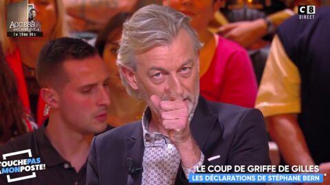 VIDEO Rejeté par Stéphane Bern, Gilles Verdez le massacre dans TPMP