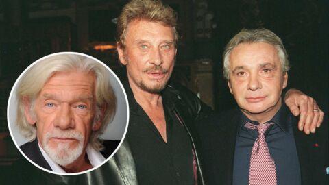 Johnny Hallyday: pourquoi Pierre Billon s'est fâché avec Michel Sardou à cause de lui