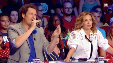 VIDEO La France a un incroyable talent: ce tacle d'Eric Antoine à Hélène Ségara qui n'a pas fait rire le public