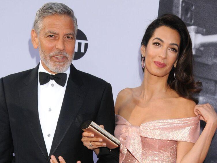 George Clooney : le sacrifice qu'il a fait par amour pour sa femme Amal