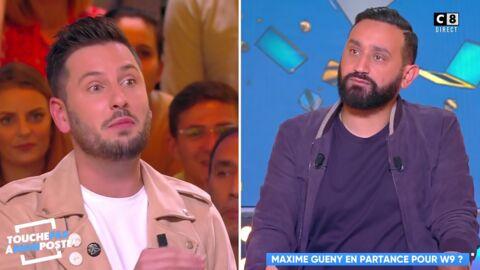 Cyril Hanouna: son gros coup de pression à Maxime Guény en direct dans TPMP