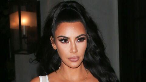 Kim Kardashian forcée de quitter son domicile en urgence