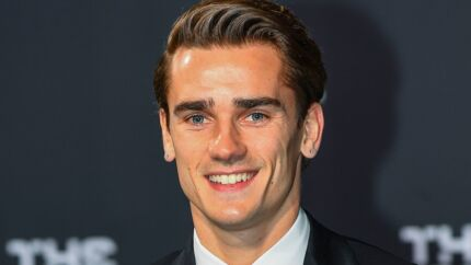 PHOTO Antoine Griezmann : sa touchante déclaration à sa fille Mia