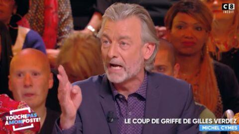 VIDEO Gilles Verdez répond à la lettre de Michel Cymes et réclame une confrontation