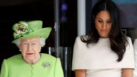 Meghan Markle «difficile»? Ce que la reine lui a imposé le jour de son mariage