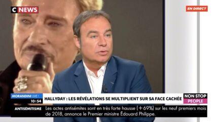 VIDEO Johnny Hallyday: sa tentative de suicide racontée en détails par Fabien Lecoeuvre
