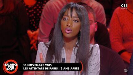 VIDEO Hapsatou Sy de retour sur C8: ce petit tacle de Cyril Hanouna à Thierry Ardisson