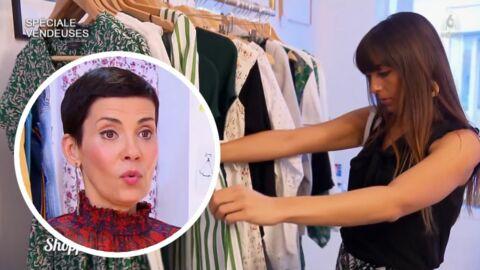 VIDEO Les Reines du Shopping: une candidate se montre très virulente avec la vendeuse qui s'occupe d'elle