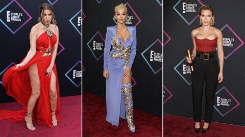 PHOTOS Rita Ora royale, Scarlett Johansson sexy aux E! People's Choice Awards