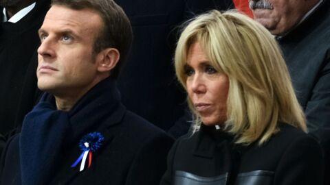 Obsèques du frère de Brigitte Macron: Emmanuel Macron était bien là et il était très émouvant