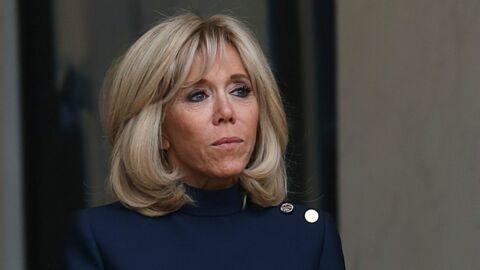 Brigitte Macron: voici ce qu'elle a fait à la fin des obsèques de son frère