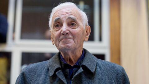 Charles Aznavour: un projet d'album posthume déjà en préparation