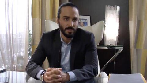 Assaâd Bouab (Dix pour cent) s'est coupé les cheveux: découvrez à quoi il ressemble