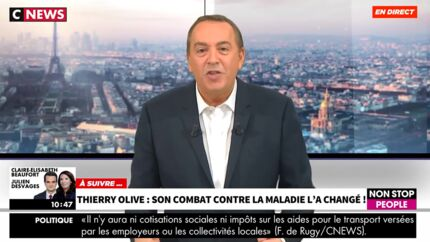 VIDEO Agacé, Jean-Marc Morandini tacle en direct sa propre chaîne, CNews