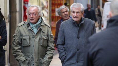 Obsèques de Francis Lai: l'émotion de ses proches Claude Lelouch et Didier Barbelivien