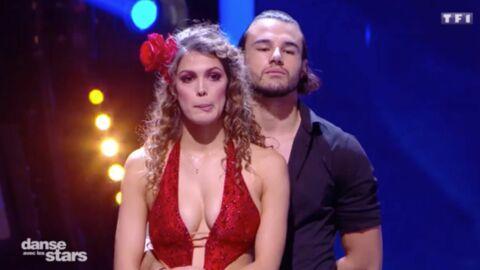 DALS 9: Iris Mittenaere et Anthony Colette obligés de changer leur chorégraphie à cause de leurs blessures