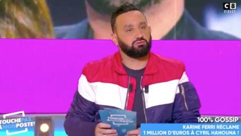 VIDEO Cyril Hanouna: l'offensive que TF1 aurait mise en place pour se débarrasser de lui