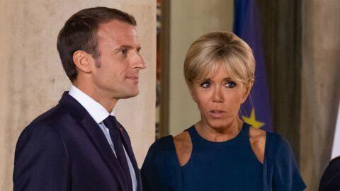 Brigitte Macron furieuse: cette petite blague de son mari qui l'a mise hors d'elle