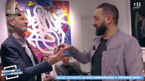 VIDEO Gilles Verdez tente de se réconcilier avec Stéphane Bern et finit par déraper