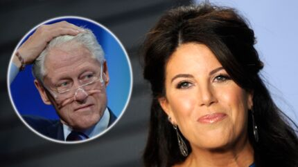 Monica Lewinsky : son geste très osé pour attirer l'attention de Bill Clinton