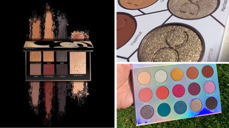Make-up : ces 3 palettes que l'on attend avec impatience en France