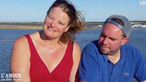 L'amour est dans le pré 13: Aude est enceinte de Christopher… et c'est pour très bientôt!