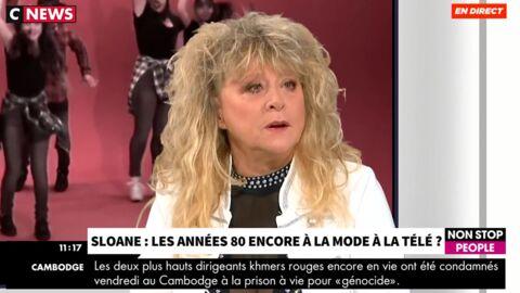 VIDEO Sloane: traitée de has been, la chanteuse a énormément souffert