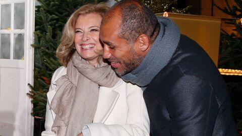 PHOTOS Valérie Trierweiler amoureuse: avec Romain Magellan, ils ne se cachent plus!