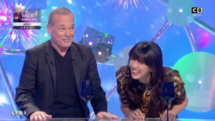 VIDEO Affaire de la jupe relevée: découvrez comment Nolwenn Leroy s'est vengée de Laurent Baffie