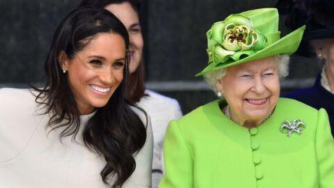 Meghan Markle: ce geste sans précédent que la reine Elizabeth II va faire pour elle