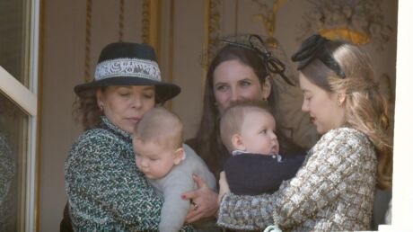 PHOTOS Caroline de Monaco: ses petits-enfants volent la vedette aux jumeaux de Charlène pour la fête nationale