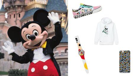 Mickey a 90 ans et les marques se l'arrachent: est-ce qu'on craque vraiment?