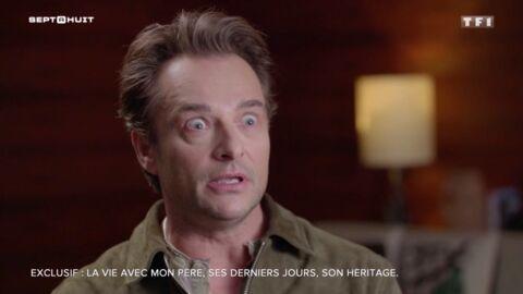 Johnny Hallyday: la surprise de David qu'il n'a pas vraiment appréciée
