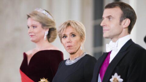 PHOTOS Brigitte Macron: ce qu'elle a changé pour sa visite officielle en Belgique