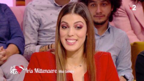 VIDEO Iris Mittenaere: ce qu'elle a caché dans sa culotte pendant l'élection Miss France
